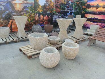 курица гриль доставка бишкек в Кыргызстан: Компания производит декоративные цветочные вазы с фактурой из