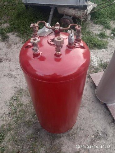 Газовые баллоны - Кыргызстан: Продаю газовый баллонМасса- 72 кгОбъем общ.- 190Объем полезн-