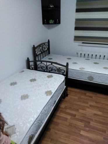 Односпальная кровать 2 м  * 0.8 м. Без матраса. Цена 22000 с. в Бишкек - фото 3