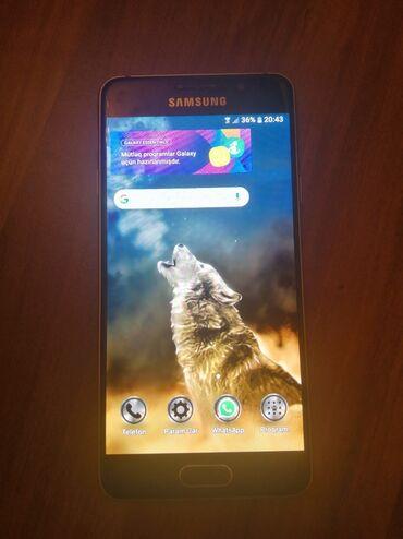 Samsung s6802 - Azərbaycan: İşlənmiş Samsung Galaxy A3 2016 qara