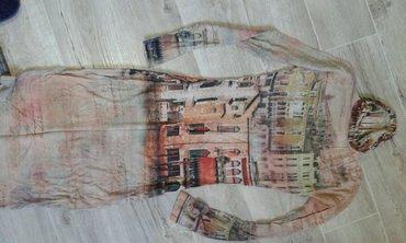 Ginna fashion unikatna haljina u s vel. Do kolena,uska uz telo od - Belgrade