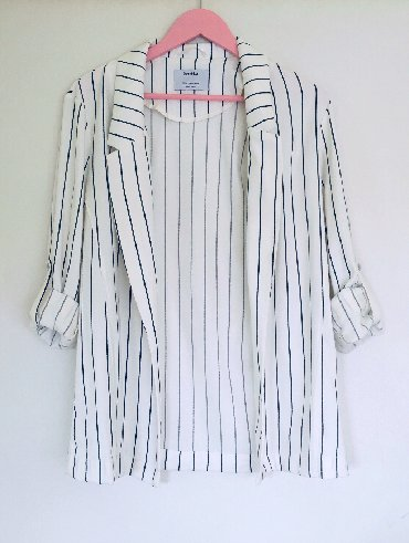 Bershka bluza - Srbija: Košulje i bluze Bershka XS