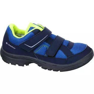 ДЕТСКИЕ БОТИНКИ QUECHUAЭти детские ботинки одновременно прочные и