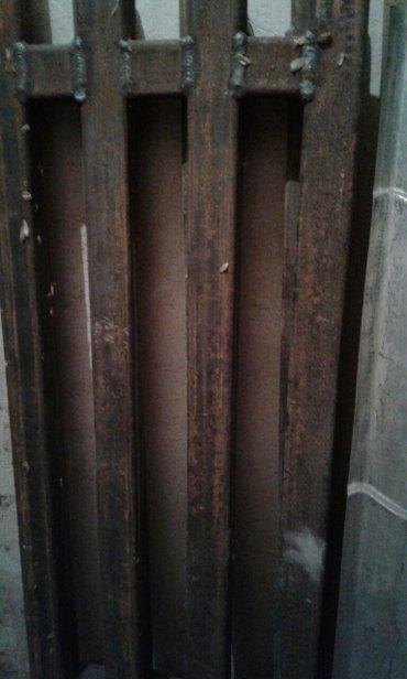 новые отопительные батареи. стальные цельнотянутые квадратные. толщина в Бишкек