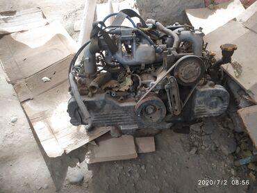 Продаю двигатель на запчасти на Субару Импреза 1.5 об