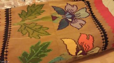 Prodajem izuzetan  sumadijski ćilim , ručno tkan 1908. Godine, - Belgrade