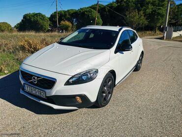 Used Cars - Greece: Volvo V40 Cross Country 1.6 l. 2014 | 132175 km