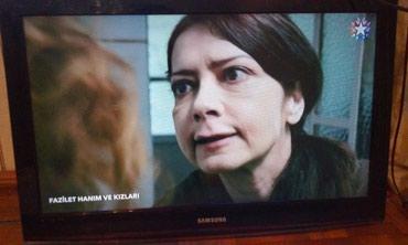 Bakı şəhərində 82 diaqanal Samsung plazma televizor satıram evimindir əl aişləyir