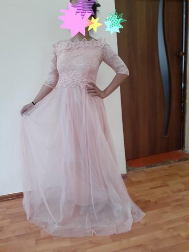 Свадебные платья - Кок-Ой: На свадьбу классная новая платья отдам за 750 сом сама купила 1800