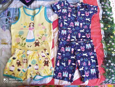Пижамки на 3-5лет.по 350сом каждая.дисней, Картерс(США),турция