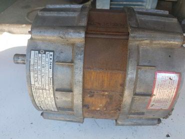 El.motor od industrijske ves masine 380V 0,55kW 2700 o/min - Priboj