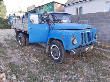 Транспорт - Александровка: ГАЗ 3.5 л. 1985   578776 км