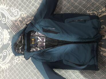 армейский куртка в Кыргызстан: Продаю куртку фирма dojjsup сост идеальный не мытый только что купил