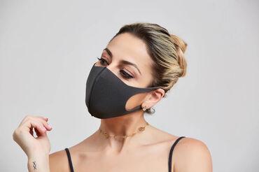 медицинский халат бишкек in Кыргызстан   СПЕЦОДЕЖДА: Многоразовые губчатые маски премиального