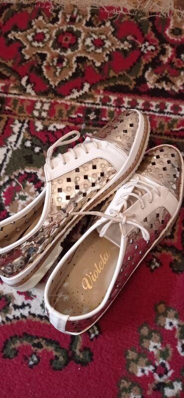 Женская обувь в Каракол: Турция новые 38 размер но маломерят либо же на тонкие ноги