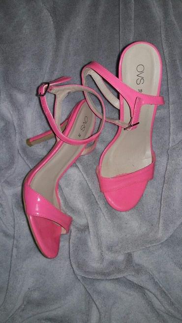 OVS neon sandale, broj 38, odgovara i 37. - Kragujevac