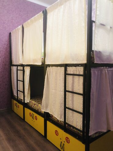 сниму комнату в частном доме in Кыргызстан | ДОЛГОСРОЧНО: 400 кв. м, С мебелью