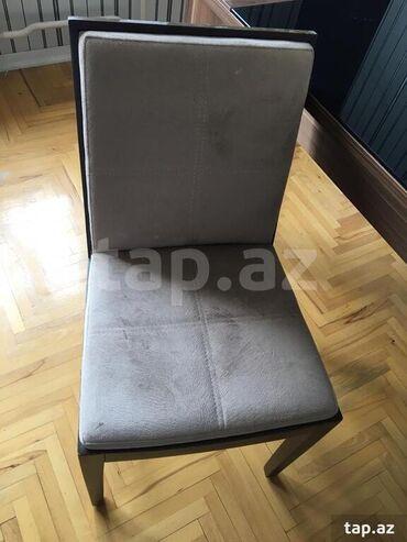 Bu stol ve stul dogtasdan alinib 2100 manata. Hec bir defekti ve