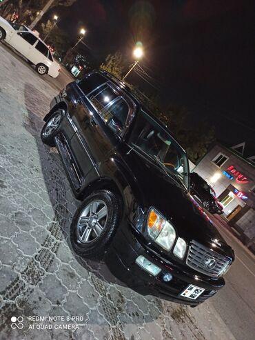 руль газ 21 в Ак-Джол: Lexus LX 4.7 л. 2006 | 1111 км