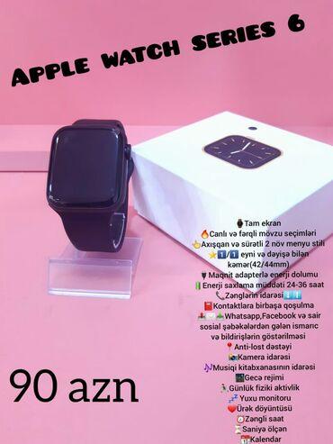 apple 6 - Azərbaycan: Qara Qol saatları Apple