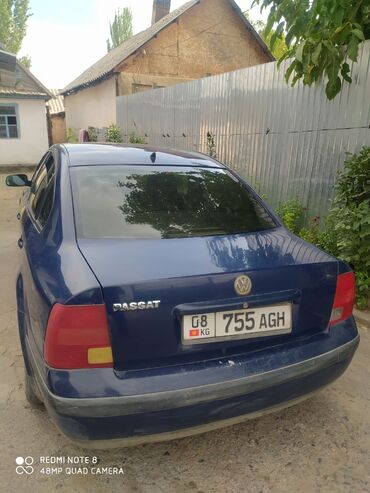 passat b в Кыргызстан: Volkswagen Passat 1.6 л. 1998 | 150000 км