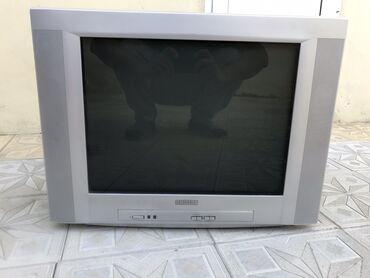 2 eded televizor satilir Televizorlar original ve iwlekdiIksi birlikde