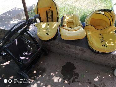 Детский мир - Заря: Срочно продаю коляску 3в1 в хорошим состояние,купили из Москвы очень д
