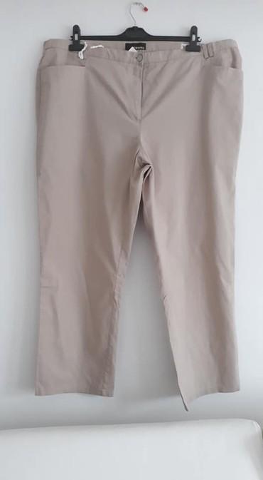 Na gumu duzina - Srbija: Pantalone COMSA 54 Nova cena 1000 pamuk,elastin sirina pojasa na gumu