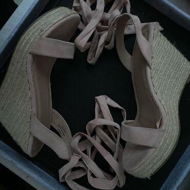 Roze sandale na ortoped petu