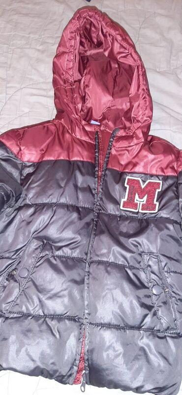 Decije patike - Senta: Decija zimska jakna, 110 cmMere: Rukavi 40 cm, sirina ramena 33cm