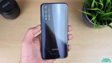 huawei honor 3c - Azərbaycan: Huawei Honor 20 Midnight Black, 128GBBarter və ya Kredit yoxdur