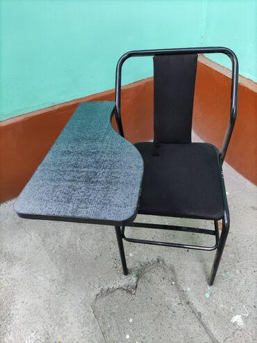 2206 объявлений: Металлические стулья для учебы с блокнотом для письма есть 12 шт по