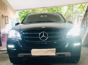 Nəqliyyat - Gəncə: Mercedes-Benz ML 350 3.5 l. 2009 | 140800 km