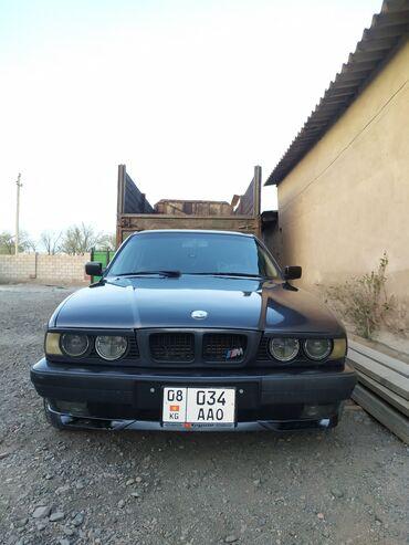 BMW 525 2.5 л. 1993 | 3333000 км