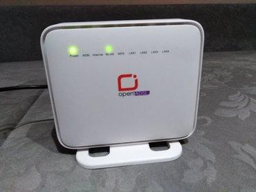 Adsl modem telekom HG 531. Potpuno ispravan i ocuvan. Ide bez adaptera