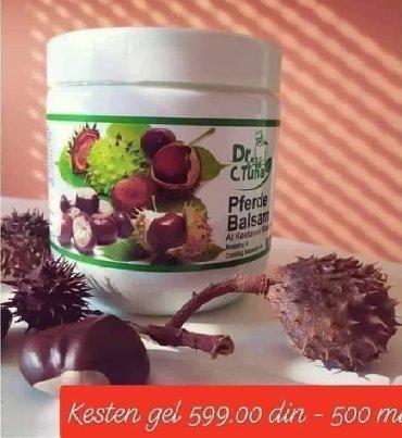 Gelovi-za-nokte - Srbija: Kesten gel (500ml) 599 dinaraza bolove u mišićima i zglobovimaza