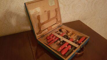 Набор инструментов и сверел. Советское качество. В хорошем состоянии