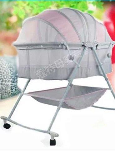 детское велокресло в Кыргызстан: Новая кроватка-люлька от рождения до 1. 5лет. удобно брать с собой. НЕ