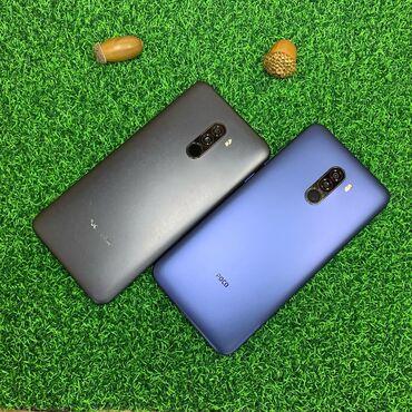 Б/у Xiaomi PocoPhone F1 128 ГБ Черный