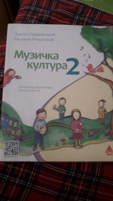 Knjige, časopisi, CD i DVD | Pozarevac: Knjige za 2 razred osnovne skole, ostale su samo matematike udzbenik 1