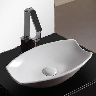 Фигурная раковина для ванной мелана в Бишкек