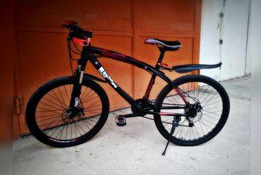 Скоростной велосипед BMW в отличном состоянии! Рама-железо. Тормоза и