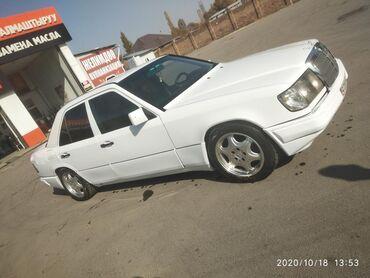 mercedes w124 e500 купить в россии в Кыргызстан: Mercedes-Benz W124 2.6 л. 1987   16 км