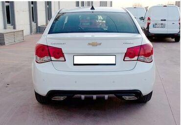 tap az tofas ehtiyat hisseleri - Azərbaycan: Chevrolet Cruze üçün Diffuzerler az sayda qaldı