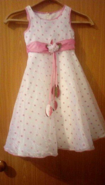 Платье на девочку 4-6 лет.. размер 30. в Бишкек