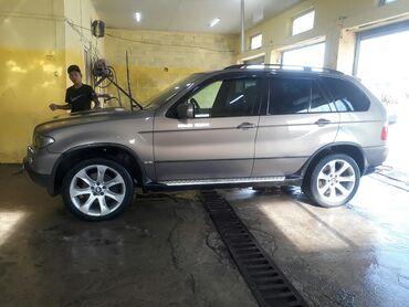 BMW X5 4.4 л. 2005