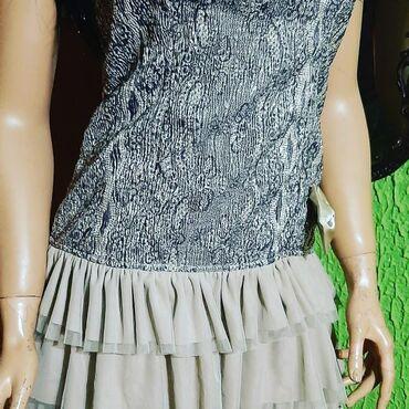 Kratka top haljina