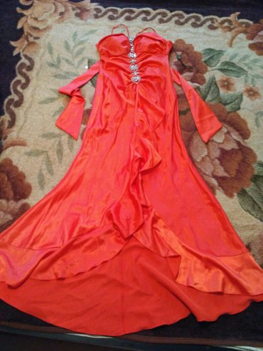 Продаю шикарное новое вечернее платье . брала за 5000 отдаю за 3000. в Лебединовка