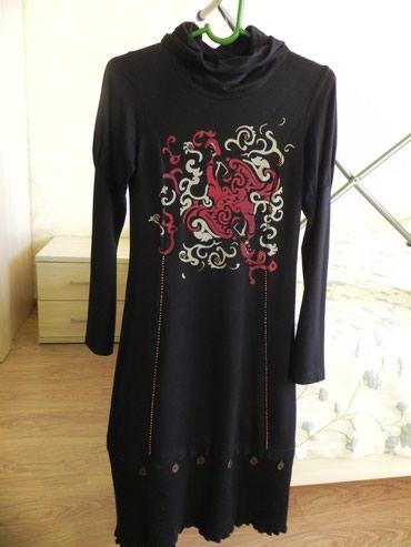 Продаю черное платье, произ-во Турция, в Бишкек