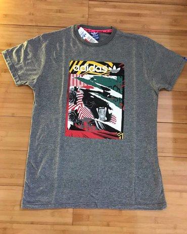 Prodajem nove Adidas muske majice, vrhunski kvalitet, pamuk 100%, - Novi Sad